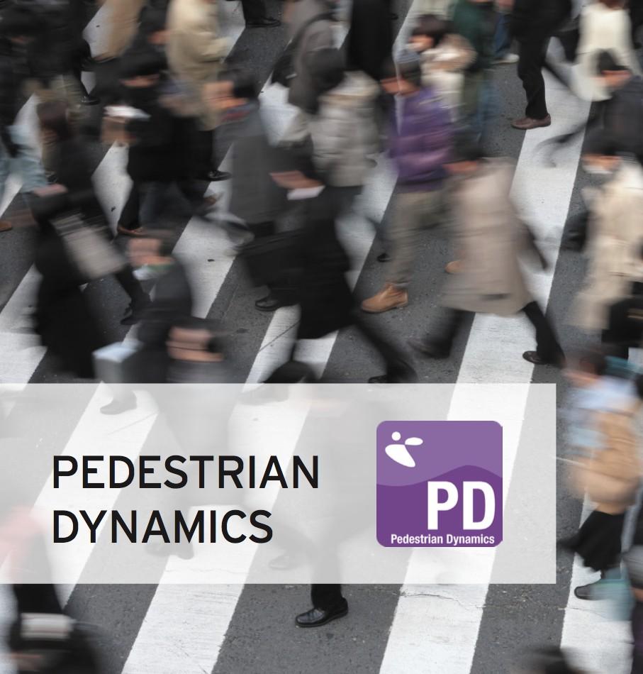 Modélisation de flux de publics lors d'un événement – vidéo