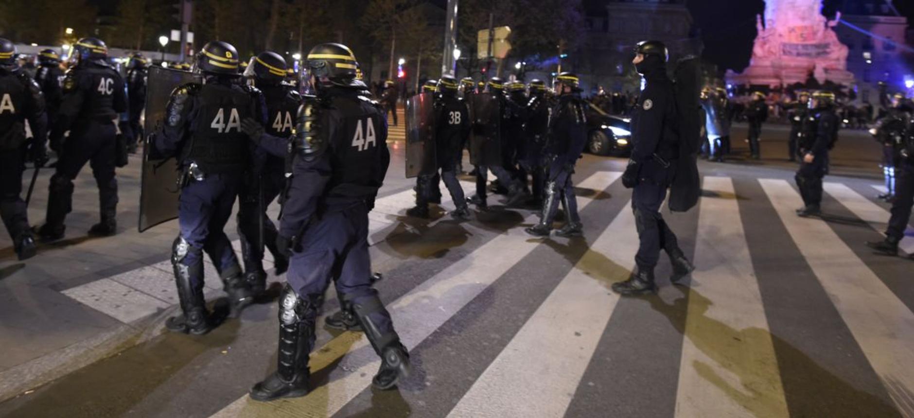 « Un splendide isolement. Les politiques françaises du maintien de l'ordre », par Olivier Fillieule et Fabien Jobard