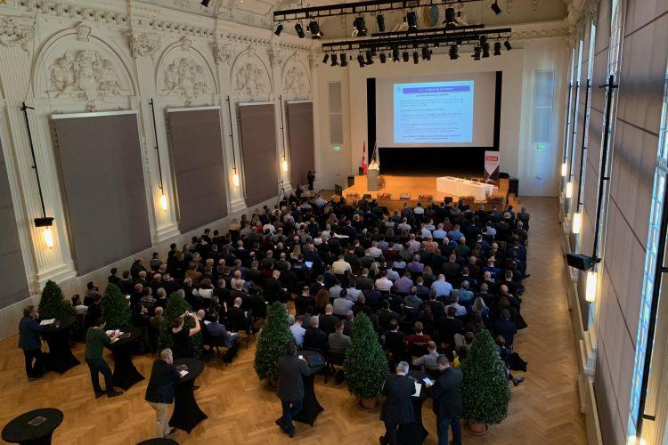 Succès de la conference «Grandes manifestations: dispositifs de sécurité», organisée par iSSUE et SSCM-VD